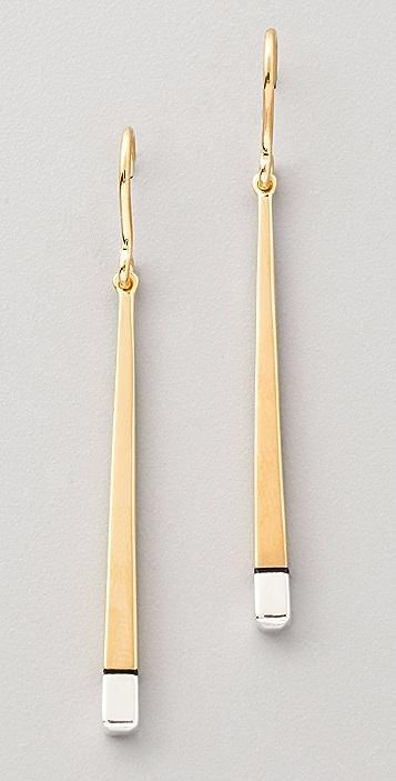Elizabeth and James Nile Drop Hook Earrings