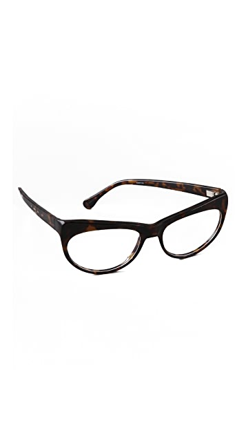 Elizabeth and James Varick Glasses