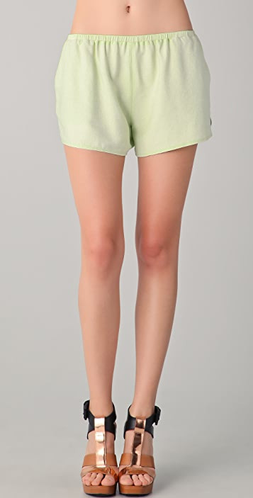 Elizabeth and James Alfie Shorts