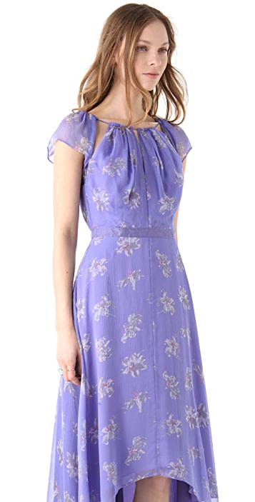Elizabeth and James Floral Sandy Dress
