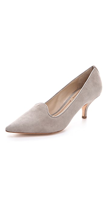 Elizabeth and James Clark Pointed Toe Pumps