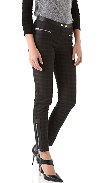 Elizabeth and James Max Plaid Pants