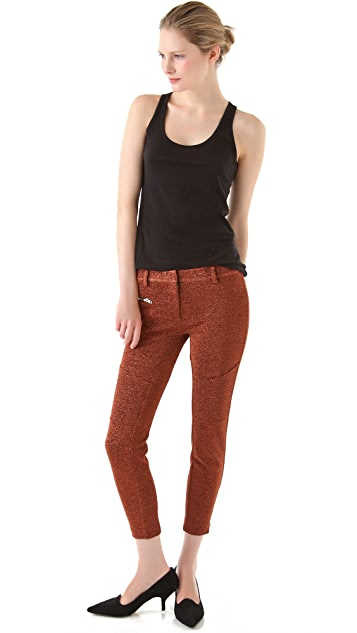 Elizabeth and James Anya Lurex Pants