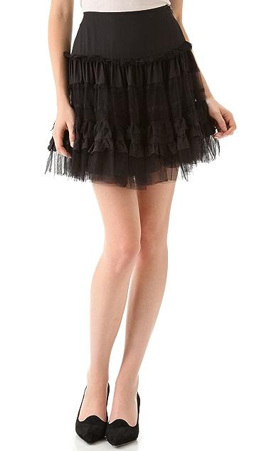 Elizabeth and James Kara Tulle Skirt