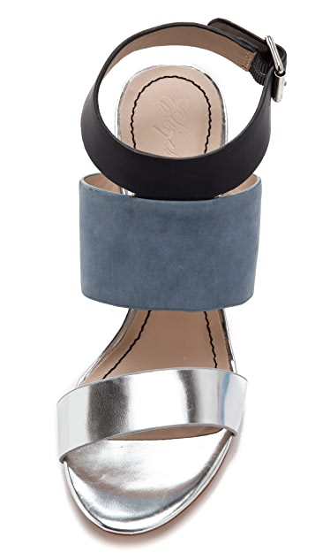 Elizabeth and James Clair High Heel Sandals