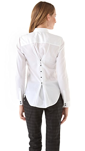 Elizabeth and James Carter Tux Shirt