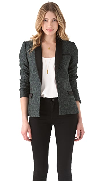 Elizabeth and James Dexter Lace Blazer