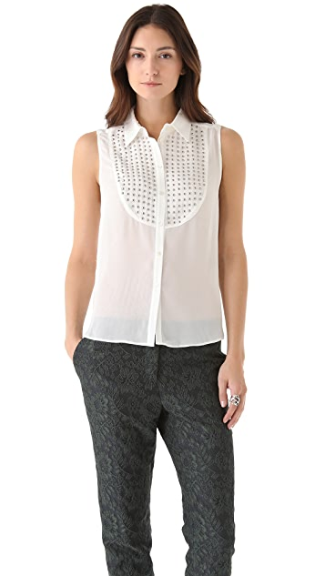 Elizabeth and James Misaki Sleeveless Top