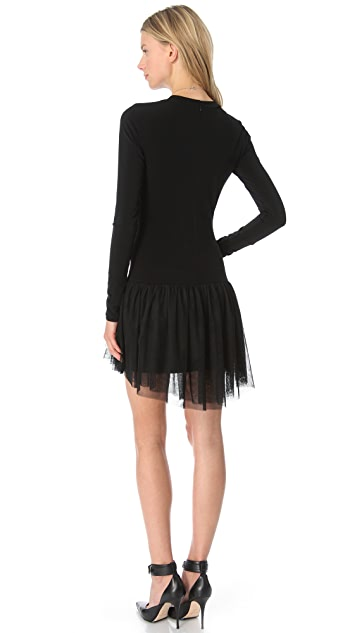 Elizabeth and James Lisette Knit Dress