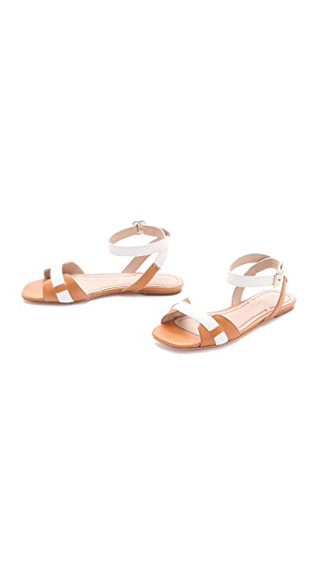 Elizabeth and James Paige Sandals