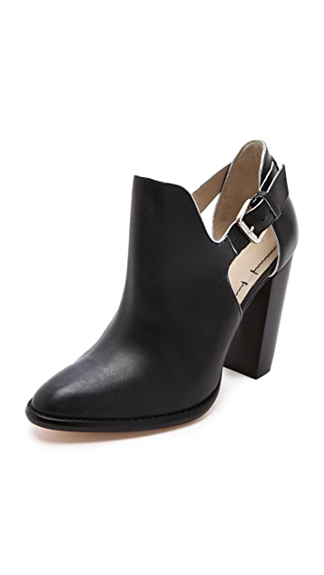 Elizabeth and James Suri Cutout Booties