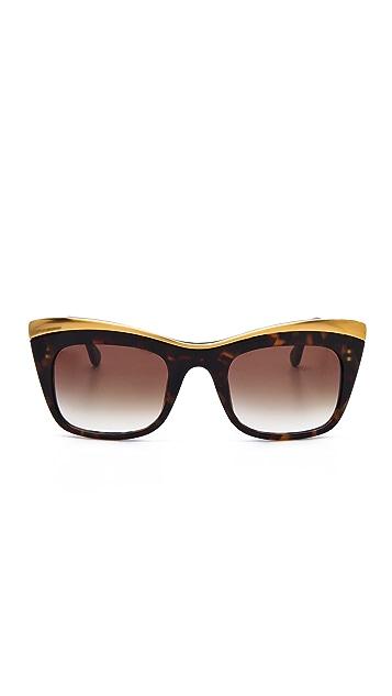 Elizabeth and James Valenti Sunglasses