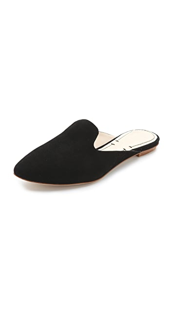 Elizabeth and James Marti Flat Mules