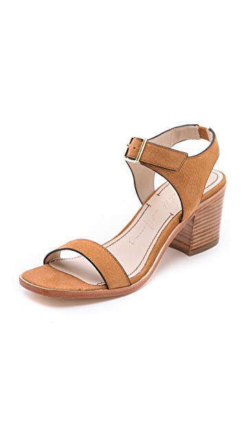 36c5957b568 Elizabeth and James Ryann Low Heel Sandals