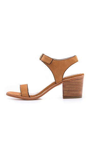f460d1bcb10 ... Elizabeth and James Ryann Low Heel Sandals ...