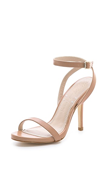 Elizabeth and James Toni Slim Strappy Sandals