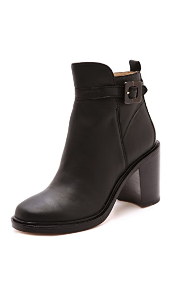 Elizabeth and James Tilie Heeled Booties