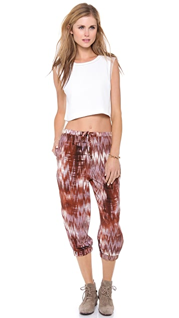 Elizabeth and James Ruben Drawstring Pants