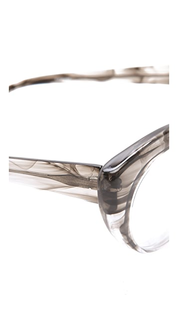 Elizabeth and James Kinzie Glasses