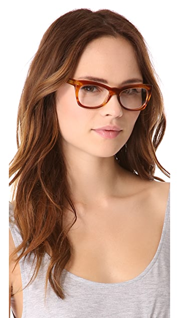 Elizabeth and James Centinela Glasses
