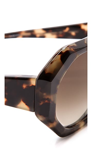 Elizabeth and James Brickell Sunglasses