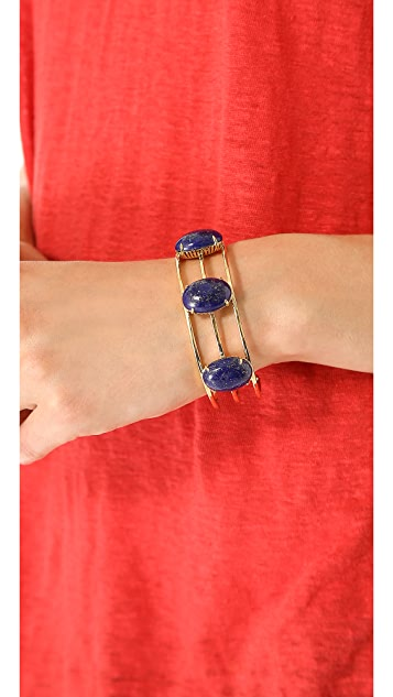 Elizabeth and James Berlin Cuff Bracelet