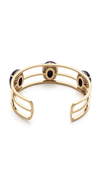 Elizabeth and James Berlin Cuff Bracelet