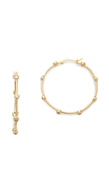 Elizabeth and James Berlin Small Hoop Earrings
