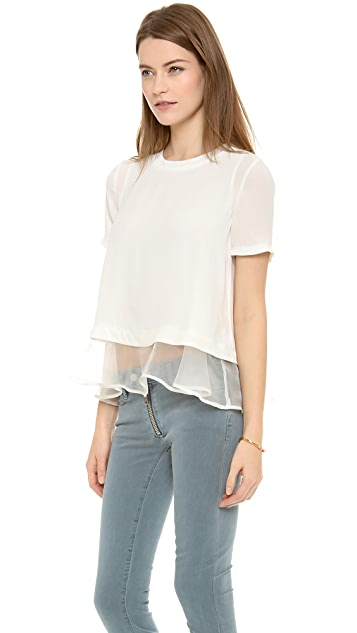 Elizabeth and James Tierny Top