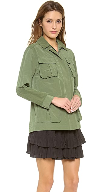 Elizabeth and James Nikki Shirt Jacket