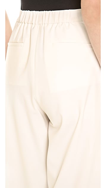 Elizabeth and James Soft Braun Trousers