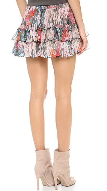Elizabeth and James Floral Wendy Skirt