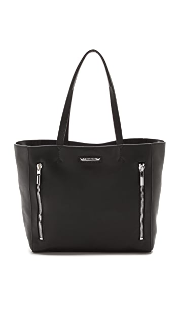 Elizabeth and James James Tote