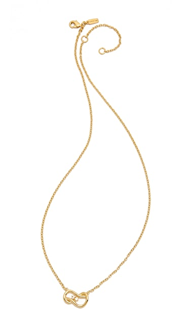 Elizabeth and James Catalan Pendant Necklace