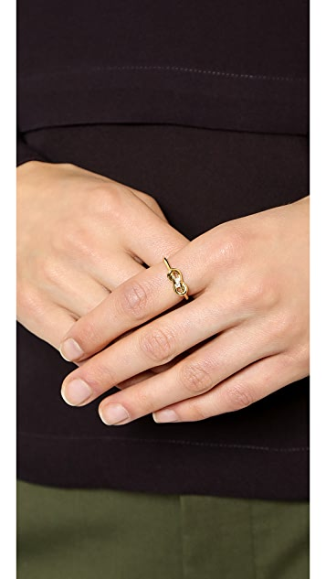 Elizabeth and James Catalan Ring
