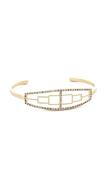 Elizabeth and James Kota Cuff Bracelet