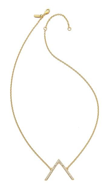 Elizabeth and James Edo Pendant Necklace