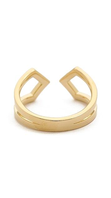 Elizabeth and James Kurli Ring