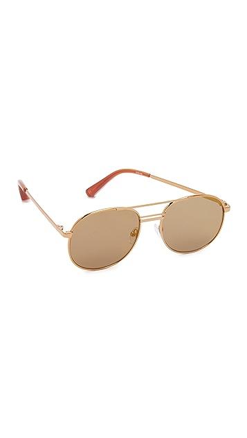 Elizabeth and James Watts Flat Lens Sunglasses