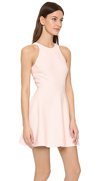 Elizabeth and James Britt Dress with Back Bow