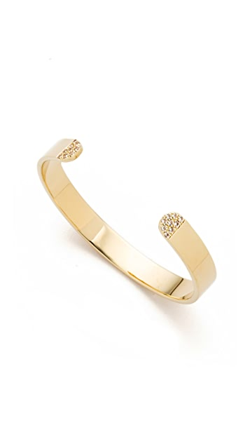 Elizabeth and James Pearce Cuff Bracelet