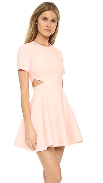 Elizabeth and James Leonie Dress