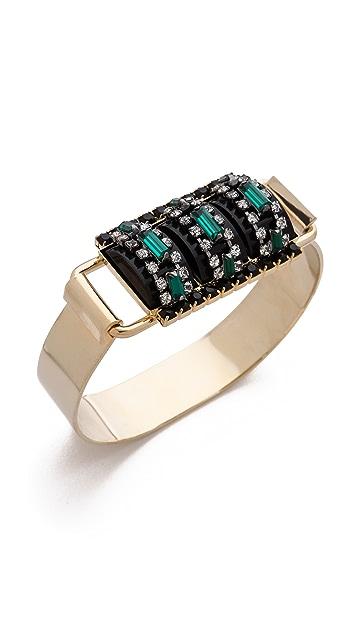 Elizabeth Cole Swing Bracelet