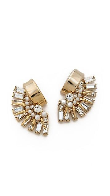 Elizabeth Cole Dries Earrings