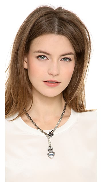 Elizabeth Cole Phineas Necklace