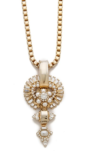 Elizabeth Cole Gunnar Necklace