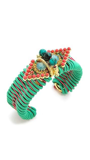 Elizabeth Cole Cuff Bracelet