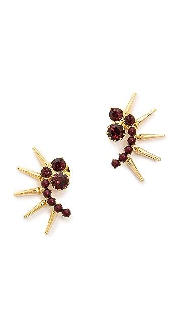 Elizabeth Cole Aeryn Earrings