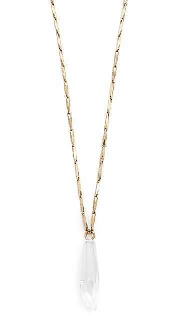 Elizabeth Cole Layering Pendant Necklace