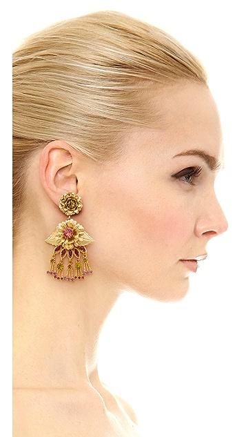 Elizabeth Cole Sunny Earrings